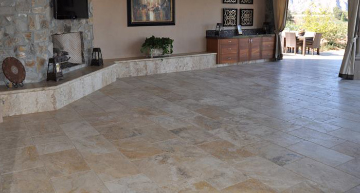 travertine-flooring-install